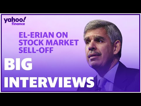 El-Erian weighs in on the stock market sell-off and why he believes the Fed will cut rates by March