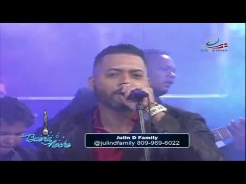 Presentación Musical de la agrupación Julin D Family en