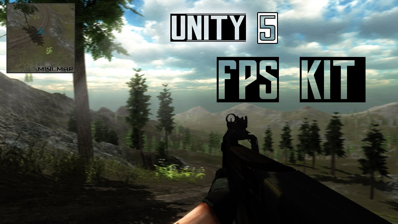 Unity 3D FPS KIT! (Newest) (Version 3 0) (FREE DOWNLOAD!!)