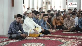 Akad nikah dina indra Banda Aceh 19 april 2014