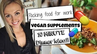 WHAT I ATE TODAY - Practical Vegan for Real Life