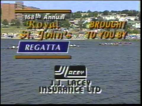 1994 - 168th Annual St. John's Regatta - Men's District Race