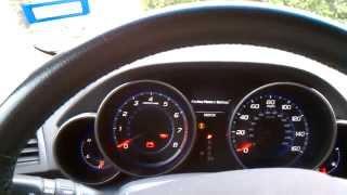 Reset oil life Acura MDX