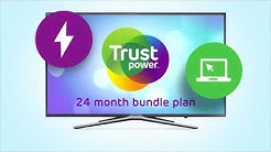 Ultra Fast Broadband, power and a Samsung Smart TV all in one