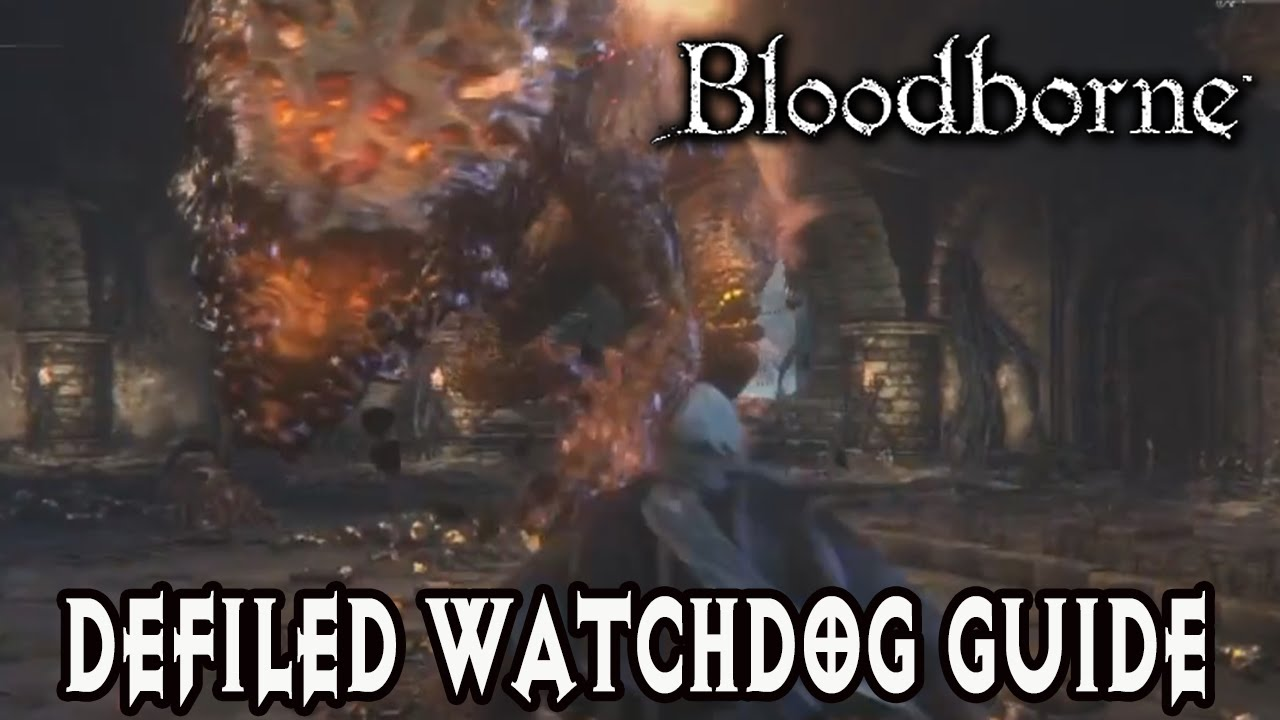 watchdog of the old lords defiled easy