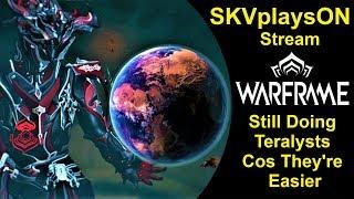 SKVplaysON - WARFRAME - My 1st Hydrolyst Completed, Stream, [ENGLISH] PC Gameplay