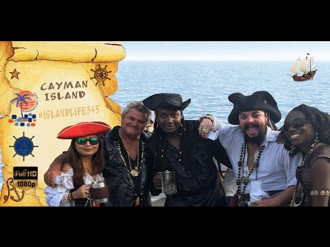 Cayman Islands Pirates Week Festival 2016