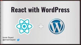 #12 React WordPress REST API | React WordPress tutorial | React WordPress theme | React Context API