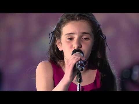 Gjeniu i vogel - Ingridi - Amazing Grace (nata 9)