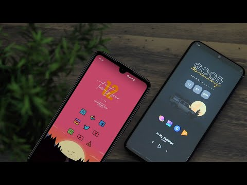 Best Android Homescreen Setups 2020! Ft. @Shrish
