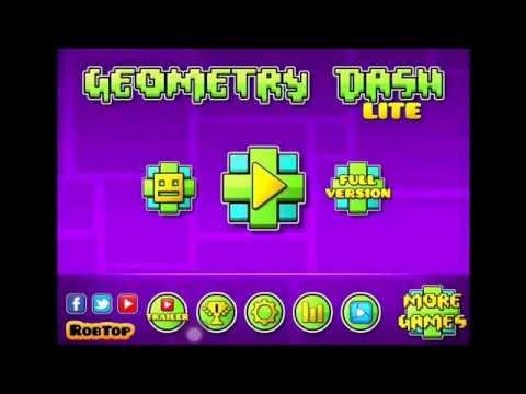 Geometry dash (LITE) secret achievements and colours