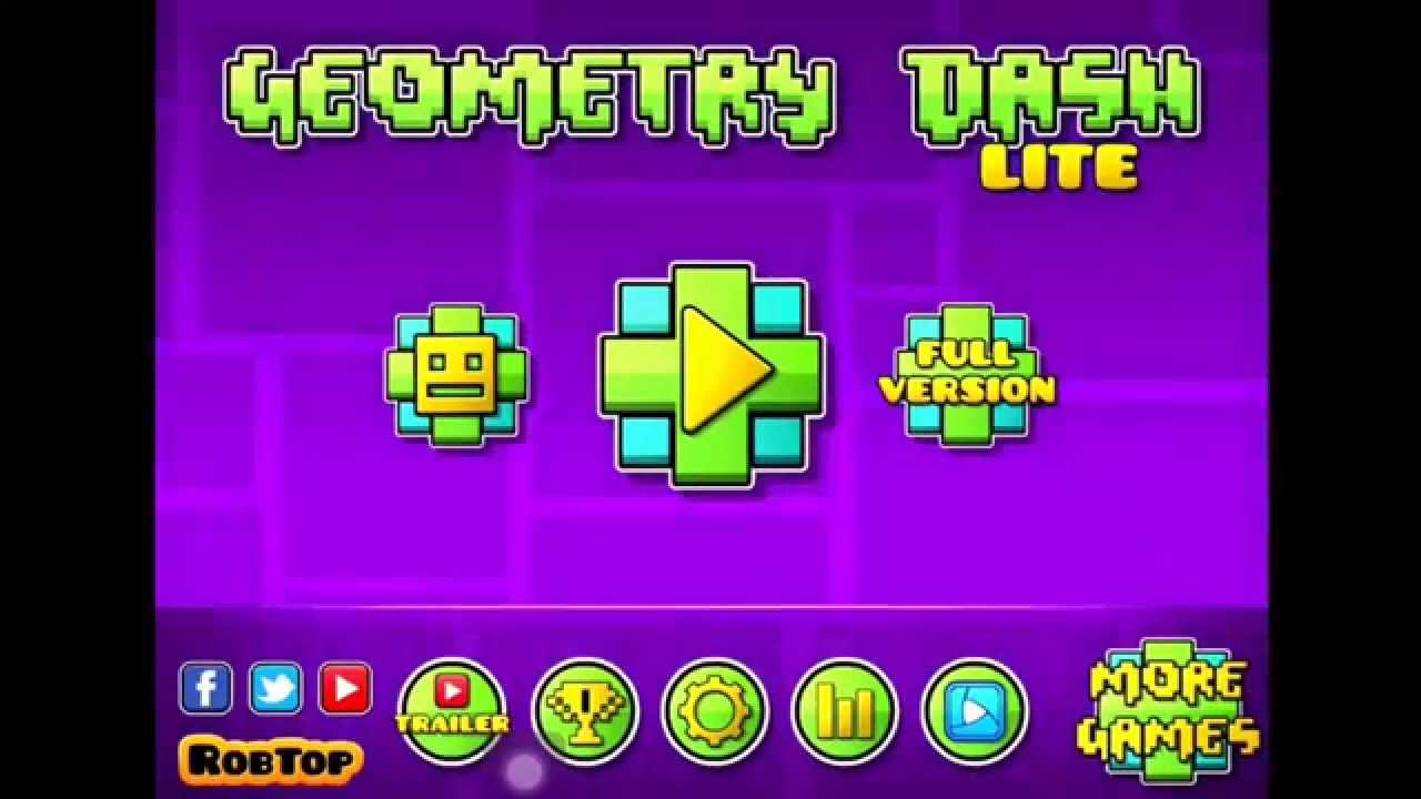 Geometry lite dash no wifi free games for Android phone
