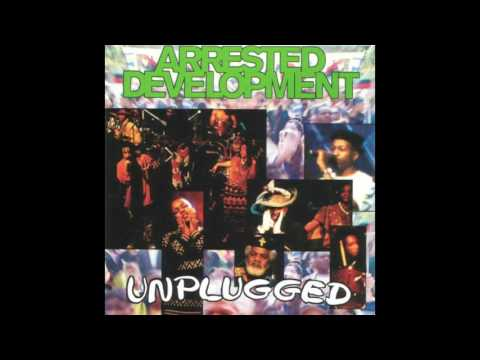Arrested Development – Raining Revolution Live - Unplugged