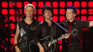 Green Day – Good Riddance (Time Of Your Life) (Live at the Global Citizien Festival 2017 HD)
