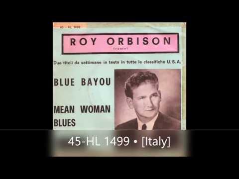 Flashback: Hear Roy Orbison's Rare Alternate Take of 'Blue Bayou'
