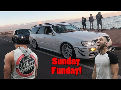 🐺Sunday Funday! Beach Cruise & Arms!