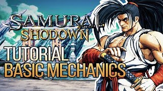 Samurai Shodown (2019) - How to Play
