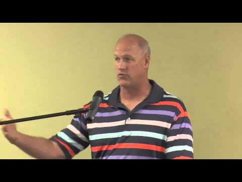 Ministry to Men's Brown Bag Lunch with Todd Worrell