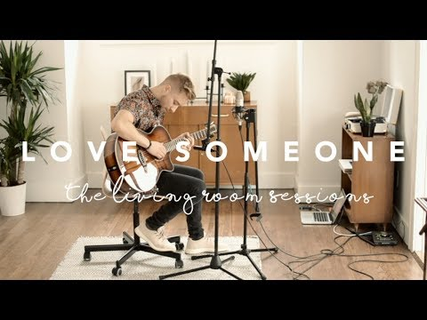 Lukas Graham - LOVE SOMEONE (Live Acoustic Cover)
