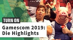 "Die Highlights der Gamescom 2019: ""Cyberpunk 2077"", ""Doom Eternal"" & Co. im Check"