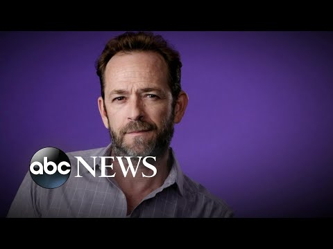 Don Stuck - Beverly Hills 90210 Star Luke Perry Dead at 52