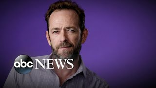 Luke Perry hospitalized due to unknown medical issue