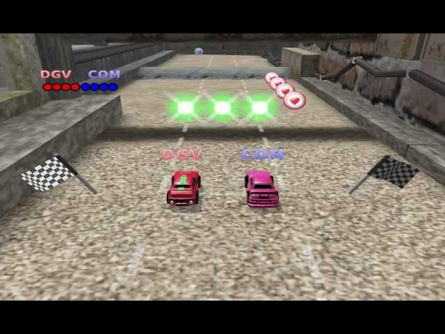 Micro Machines V4 Gameplay PC HD