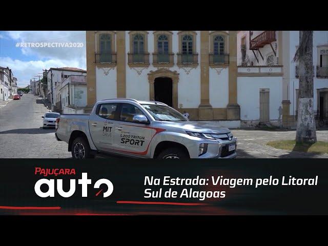 Retrospectiva 2020: Viagem pelo Litoral Sul de Alagoas