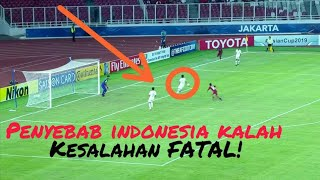 Download Video INDONESIA U-19 vs QATAR U-19 5-6 Highlight (full) and gooll AFC U-19 MP3 3GP MP4