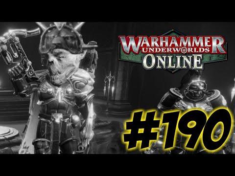 Warhammer Underworlds Online #190 The Farstriders (Gameplay)  