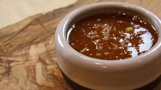 Tuzlu Karamel Sos Yapımı | Yemek Tarifleri | Dilara Geridönmez