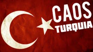 Golpe de Estado en Turquía : El Caos