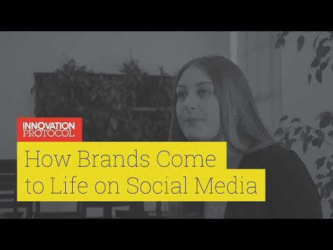 How Brands Come to Life on Social Media