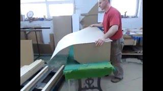 видео Обивка мягкой мебели