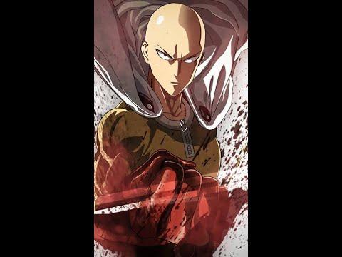 One Punch Man Season 2 Season 8 Gouketsu Vs Saitama And Suiryu Youtube