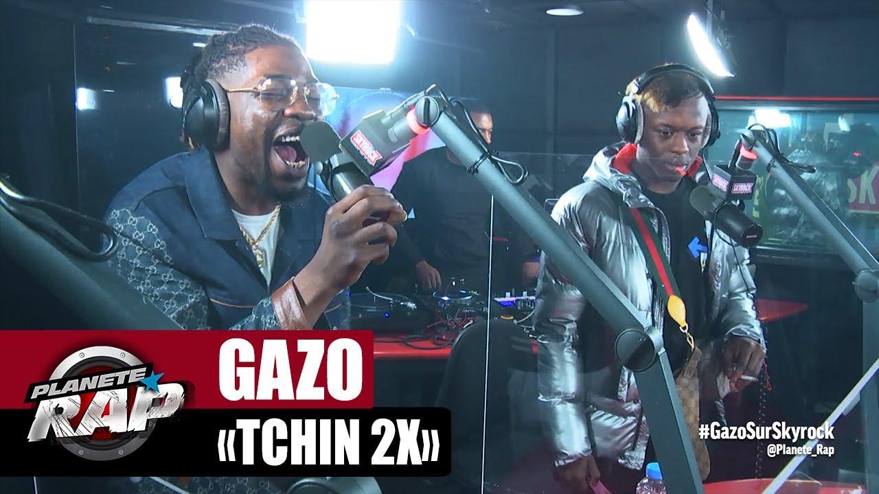 """Download Gazo """"Tchin 2x"""" #PlanèteRap"""