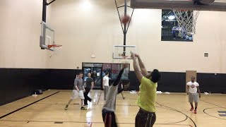 STG In Real Life Basketball! 4v4 Gameplay! Why You Gotta Leave Me Open!