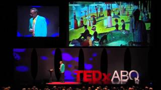 How microscale photovoltaics can change the world | Vipin Gupta | TEDxABQ