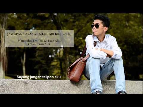 Jawapan 'Sayang - Shae' | Mr Bie [Parodi]