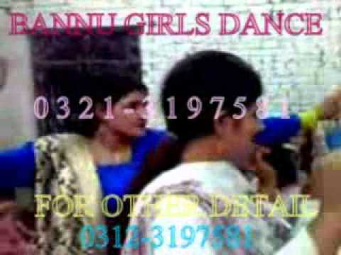 BANNU GIRLS DANCE BY 0321 3197581
