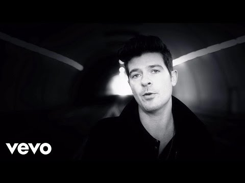 Robin Thicke - Exhale (Shoop Shoop)