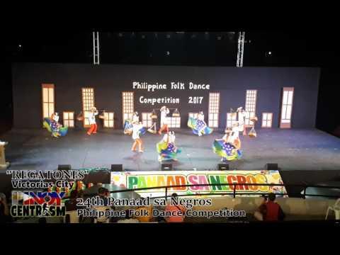 Regatones (Victorias City) - Philippine Folk Dance Competition 2017