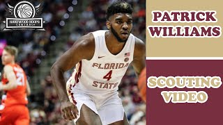 Patrick Williams Scouting Video