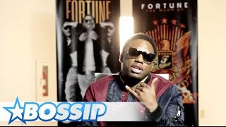 Fortune Talks Working With Future & St. Louis Influence On His Sound