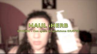 iHERB: Haul di Giugno/Luglio con spedizioni GRATIS! | Mya Beauty Thumbnail