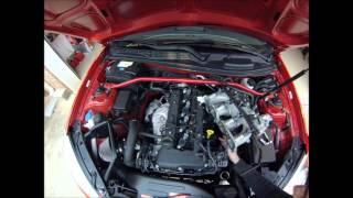 GrimmSpeed Phenolic Spacer Intake Manifold  13 for Hyundai Genesis Coupe 3.8