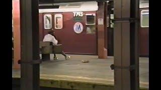 New York Subway  -  June 30 1993