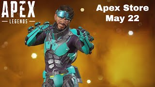 Apex Legends NEW Mirage Seafoam Swindler Exclusive Skin x Ghost Machine Recolor Apex Legends Store