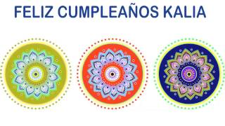 Kalia   Indian Designs - Happy Birthday