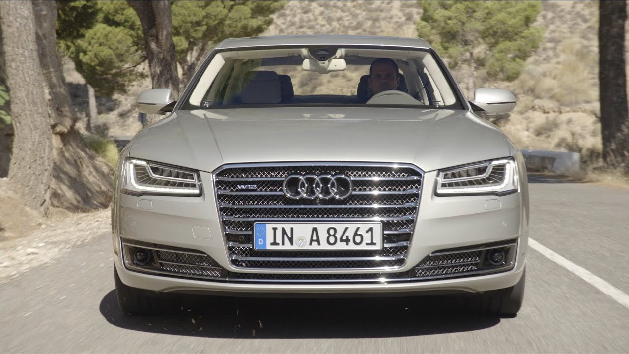 2015 audi a8 l w12 youtube. Black Bedroom Furniture Sets. Home Design Ideas